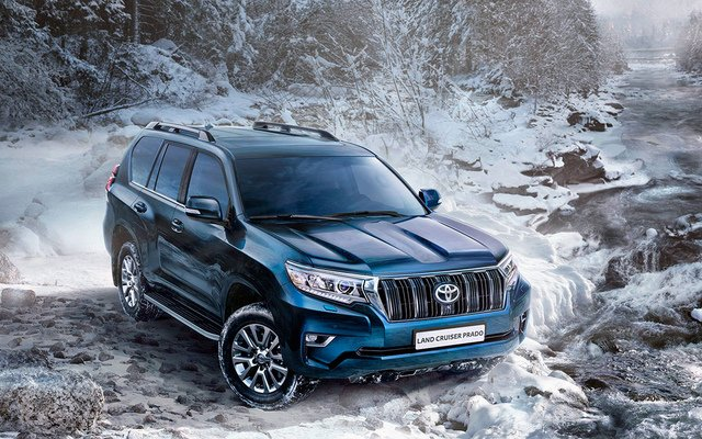 Toyota Land Cruiser Prado Элеганс 4.0л Бензин 6 АКПП