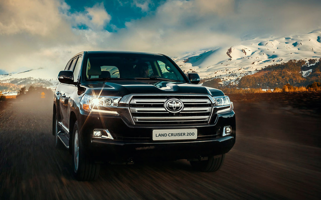 Toyota Land Cruiser 200 Престиж 4,6л Бензин 6 АКПП