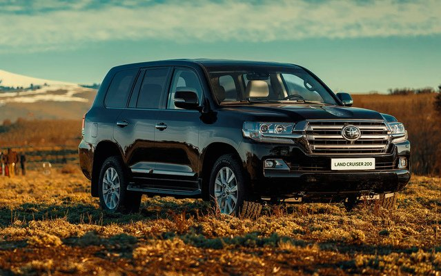 Toyota Land Cruiser 200 Люкс Safety (7 мест) 4,6л Бензин 6 АКПП